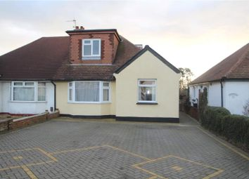 Thumbnail 3 bed semi-detached house for sale in Upper Brighton Road, Sompting, Lancing