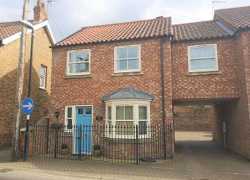 Thumbnail 2 bed link-detached house to rent in East Lodge Little Lane, Easingwold, York