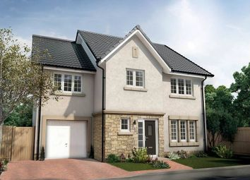 "Thumbnail 4 bedroom detached house for sale in ""The Bryce"" at Queens Drive, Cumbernauld, Glasgow"