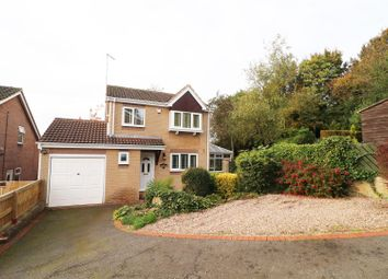 Thumbnail 3 bed detached house for sale in Cromwell Road, Bolsover, Chesterfield