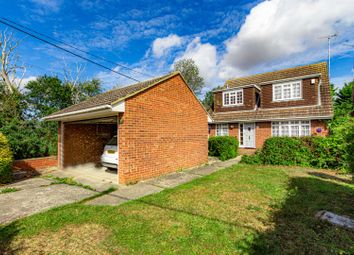 Thumbnail 4 bed detached house for sale in West Avenue, Mayland, Chelmsford