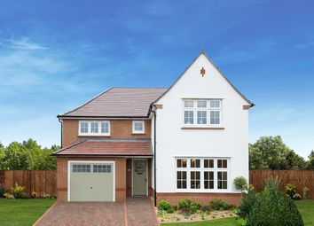 Thumbnail 4 bedroom detached house for sale in Wigan Road, Leyland, Lancashire
