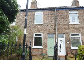 Thumbnail 2 bed terraced house to rent in Field View, York
