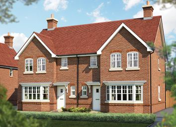"Thumbnail 3 bed property for sale in ""The Epsom"" at The Causeway, Petersfield"