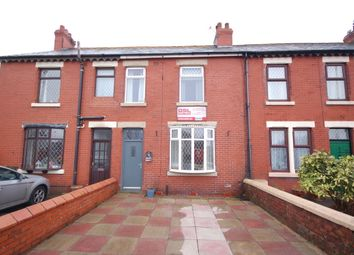 Thumbnail 3 bed terraced house for sale in Pleasant View, School Road, Blackpool