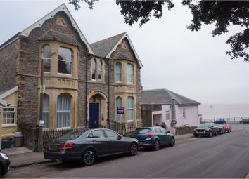 Thumbnail 1 bed flat for sale in 37 Alexandra Road, Clevedon