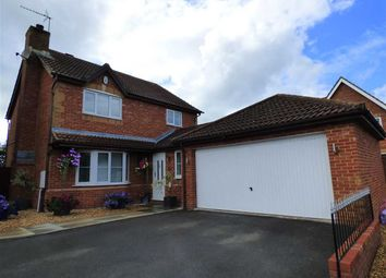 Thumbnail 4 bed detached house for sale in Barn Owl Road, Rogiet, Caldicot