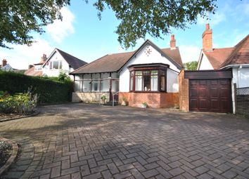 Thumbnail 4 bed detached bungalow for sale in Blossomfield Road, Solihull, West Midlands
