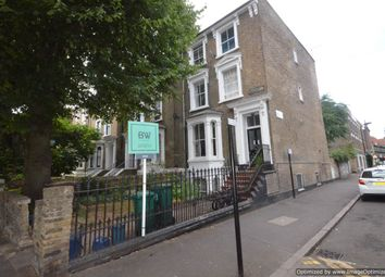 Thumbnail 1 bed maisonette for sale in Navarino Road, London Fields