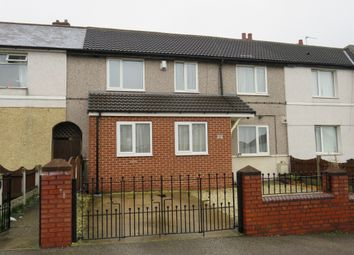 Thumbnail 4 bed terraced house for sale in Dane Street, Thurnscoe, Rotherham