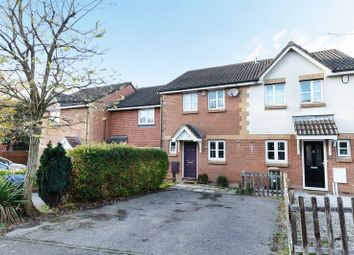 Thumbnail 2 bed terraced house for sale in Bolton Road, Maidenbower, Crawley, West Sussex