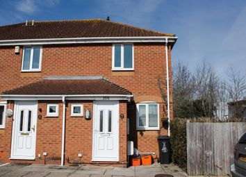 Thumbnail 2 bedroom semi-detached house for sale in Copse Avenue, Swindon