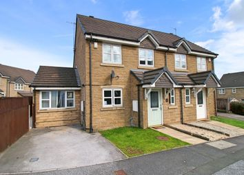 Thumbnail 3 bed semi-detached house for sale in Summerley Court, Idle