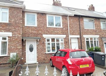 Thumbnail 3 bed terraced house for sale in Prince Edward Road, South Shields