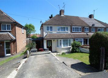 Thumbnail 3 bed end terrace house for sale in Thirlmere Avenue, Tilehurst, Reading, Berkshire