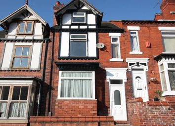 Thumbnail 3 bedroom town house for sale in Queen Street, Kidsgrove, Stoke On Trent
