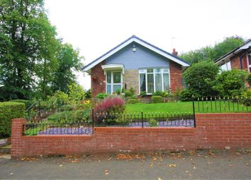 Thumbnail 3 bed bungalow for sale in Kersal Road, Prestwich, Manchester