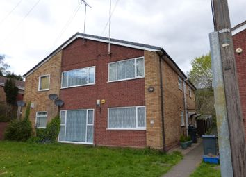 Thumbnail 2 bed maisonette to rent in Overbury Close, Northfield, West Midlands