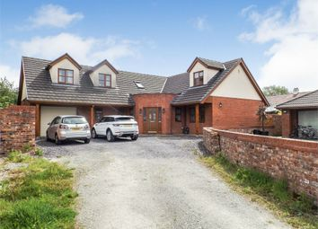 Thumbnail 4 bed detached house for sale in Poplar Grove, Llanrwst, Conwy