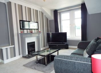 Thumbnail 1 bed flat to rent in Service Street, Lennoxtown