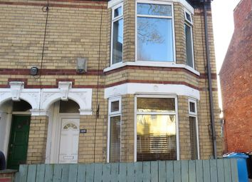 3 bed end terrace house to rent in Goddard Avenue, Hull HU5