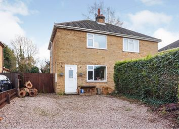 Thumbnail Semi-detached house for sale in Highfield Road, North Thoresby