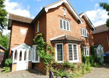 Thumbnail 4 bed detached house for sale in Ewell Road, Surbiton