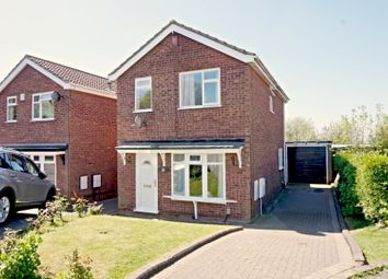 Thumbnail 3 bed detached house for sale in Buckden, Tamworth