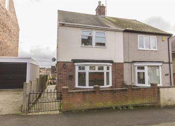 3 bed semi-detached house for sale in York Street, Hasland, Chesterfield S41