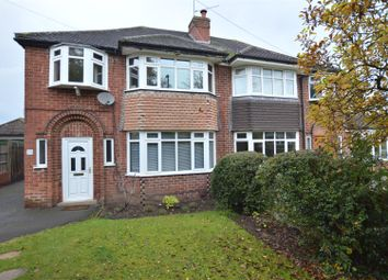 Thumbnail 3 bed semi-detached house for sale in Ford Lane, Allestree, Derby