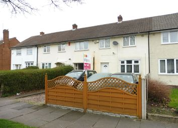 Thumbnail 4 bed terraced house for sale in Brook Meadow Road, Castle Bromwich, Birmingham