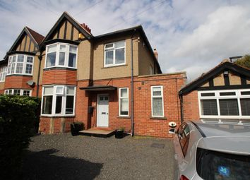 Thumbnail 5 bed semi-detached house to rent in Hawthorn Road West, Gosforth, Tyne And Wear