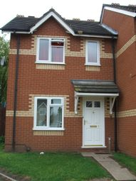 Thumbnail 2 bedroom semi-detached house to rent in Bevan Close, Hadley, Telford