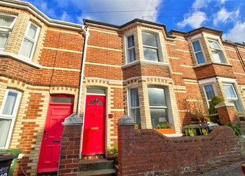 Kings Road, Mount Pleasant, Exeter EX4. 3 bed terraced house for sale
