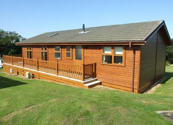 Thumbnail 3 bed mobile/park home for sale in Newquay, Cornwall