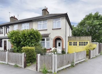 Thumbnail 3 bed terraced house for sale in Herbert Gardens, Chadwell Heath, Romford