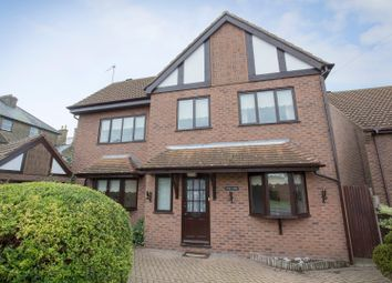 Thumbnail 3 bed detached house for sale in Nevill Gardens, Walmer, Deal
