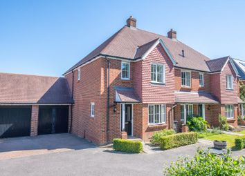 Thumbnail 2 bed semi-detached house for sale in Old Common Way, Uckfield