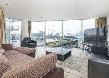 Thumbnail 2 bed flat for sale in Balearic Apartments, 15 Western Gateway, London