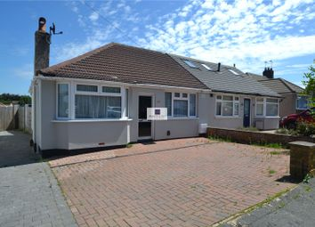 Thumbnail 2 bed semi-detached bungalow to rent in St. Georges Drive, Watford