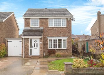 Thumbnail 3 bed detached house for sale in Baffam Gardens, Selby