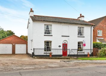 Thumbnail 3 bedroom detached house for sale in Norwich Road, Dereham