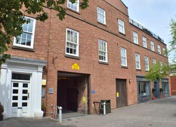 Thumbnail 2 bed flat for sale in Dominium Court, Wade Street, Lichfield, Staffordshire