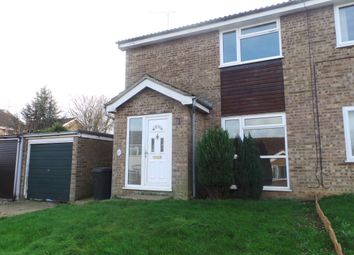 Thumbnail 3 bed terraced house to rent in Britten Avenue, Stowmarket