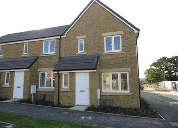 Thumbnail 3 bed end terrace house to rent in Kingfisher Drive, Houndstone, Yeovil