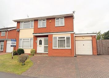 Thumbnail 4 bedroom detached house for sale in Langlands Road, Cullompton