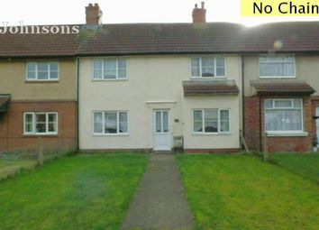 Thumbnail 3 bed terraced house for sale in Emerson Avenue, Stainforth, Doncaster.