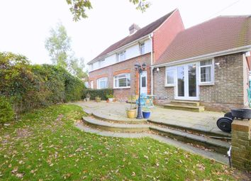 Thumbnail 3 bed semi-detached house for sale in Whiffens Close, Hailsham