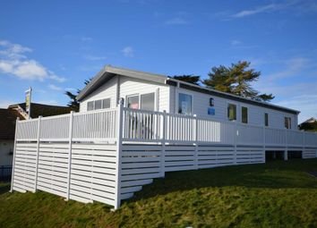 Thumbnail 2 bed lodge for sale in Landscove Holiday Park, Gillard Road, Berry Head, Brixham