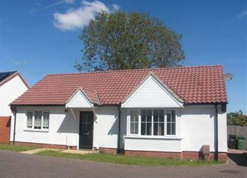 Thumbnail 2 bedroom bungalow to rent in Lime Tree Avenue, Long Stratton, Norwich